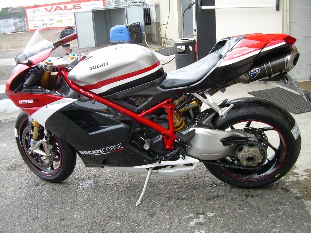 ducati 1198 r » vale racing
